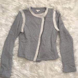 GAP NEW Sweater Angled Zipper ❤️